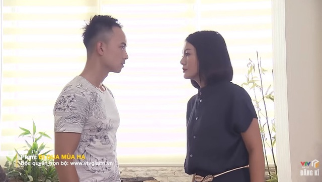 """Trùng hợp làm sao, phim của """"nam thần"""" hot nhất hôm nay Nguyễn Trọng Hưng cũng có cảnh chồng đi ngoại tình trơ trẽn đến đáng sợ - Ảnh 8."""
