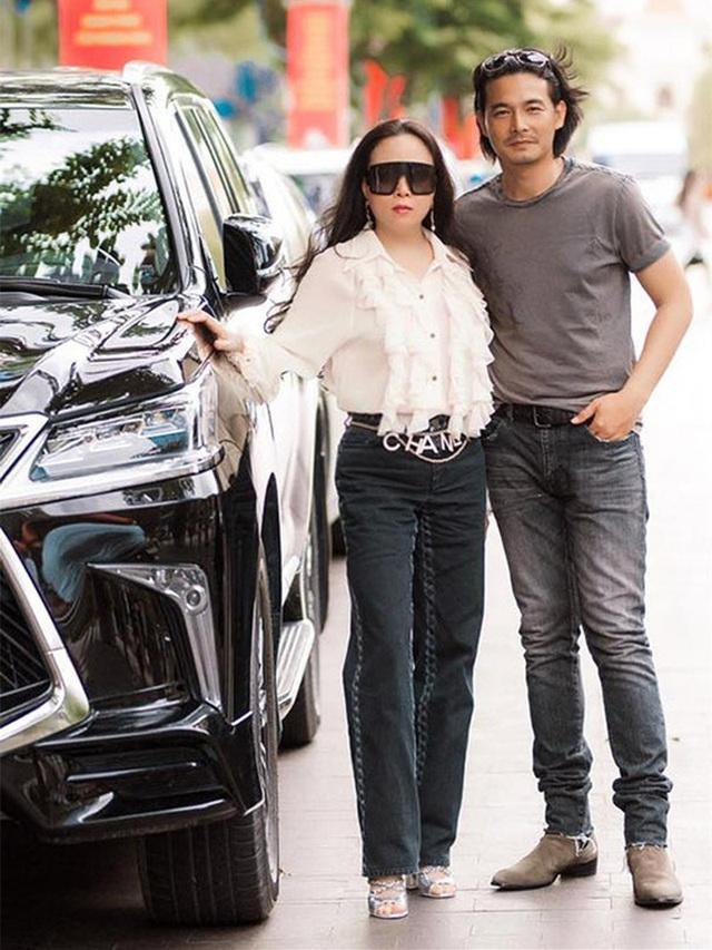 Bật mí vợ doanh nhân giàu có hơn 7 tuổi của Quách Ngọc Ngoan - Ảnh 8.