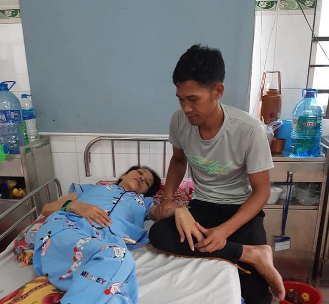 Vừa mất con, sản phụ người Thái lại đánh đu với sự sống khi phát hiện lao phổi nặng - Ảnh 3.