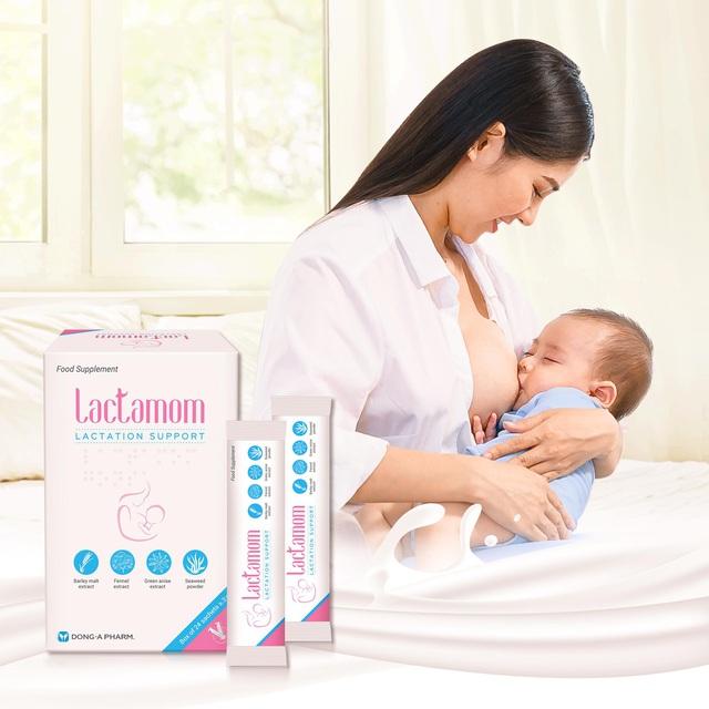 Những phương pháp gọi sữa về sau sinh mẹ nào cũng cần biết - Ảnh 3.