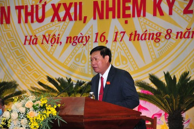 Đại hội đại biểu Đảng bộ Bộ Y tế lần thứ XXII, nhiệm kỳ 2020 - 2025: Đoàn kết - Đổi mới - Nêu gương - Trách nhiệm - Ảnh 3.