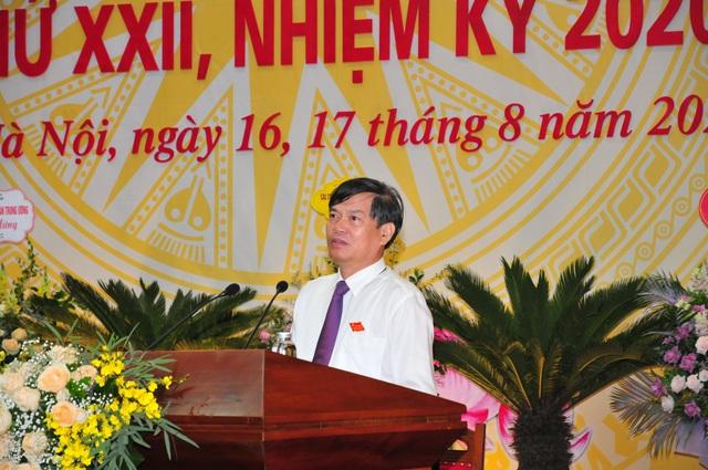 Đại hội đại biểu Đảng bộ Bộ Y tế lần thứ XXII, nhiệm kỳ 2020 - 2025: Đoàn kết - Đổi mới - Nêu gương - Trách nhiệm - Ảnh 8.