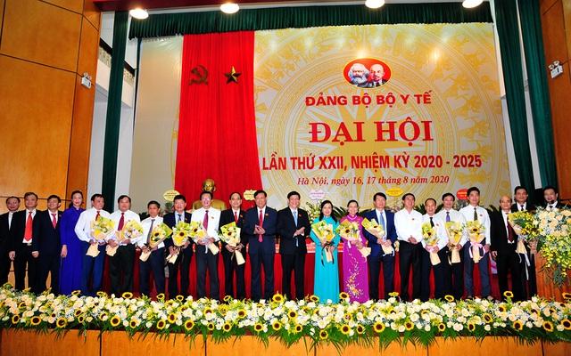 Đại hội đại biểu Đảng bộ Bộ Y tế lần thứ XXII, nhiệm kỳ 2020 - 2025: Đoàn kết - Đổi mới - Nêu gương - Trách nhiệm - Ảnh 2.