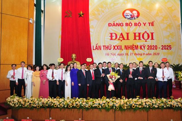 Đại hội đại biểu Đảng bộ Bộ Y tế lần thứ XXII, nhiệm kỳ 2020 - 2025: Đoàn kết - Đổi mới - Nêu gương - Trách nhiệm - Ảnh 12.