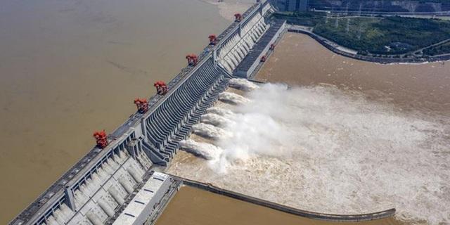 Tin Lũ Lụt Mới Nhất ở Trung Quốc đợt Lũ Thứ 3 Tran Về Như Thac đổ Nha Cổ 100 Năm Tuổi Phải Di Dời