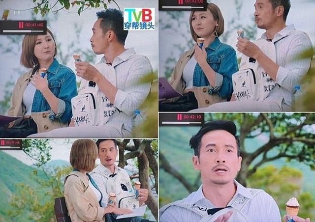 Sạn hài hước trong phim TVB - Ảnh 1.