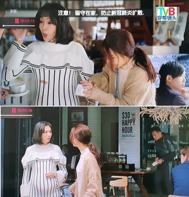 Sạn hài hước trong phim TVB - Ảnh 2.