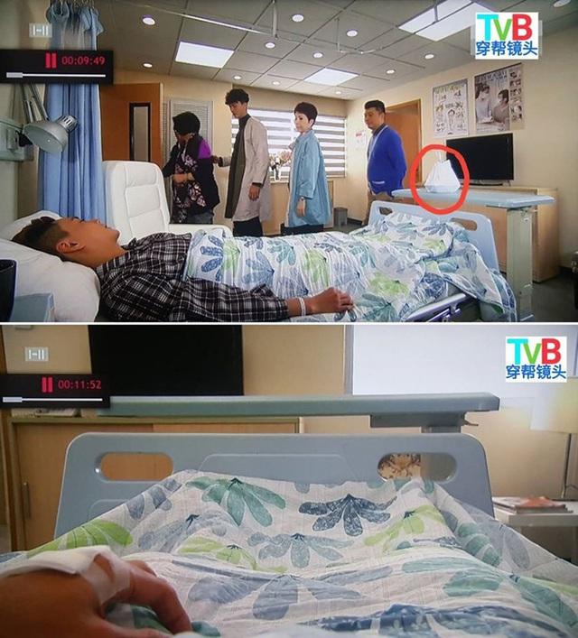 Sạn hài hước trong phim TVB - Ảnh 16.