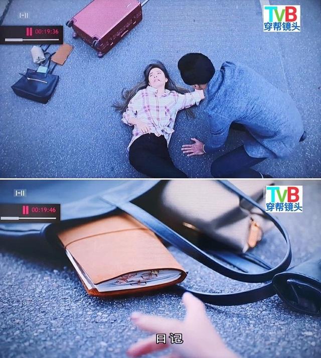 Sạn hài hước trong phim TVB - Ảnh 4.