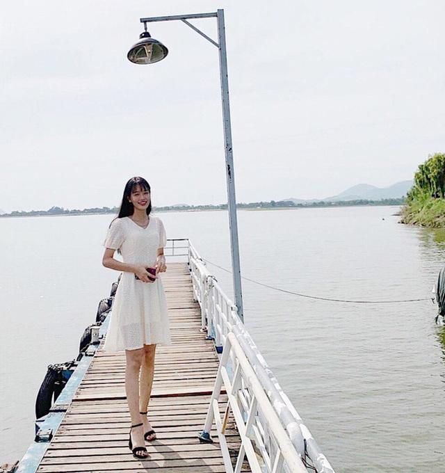 Nữ sinh cao 1,74 m, ước mơ thi hoa hậu - Ảnh 7.