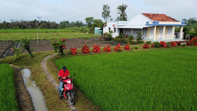 Mê mẩn con đường hoa mười giờ đẹp và lãng mạn nhất Việt Nam - Ảnh 5.