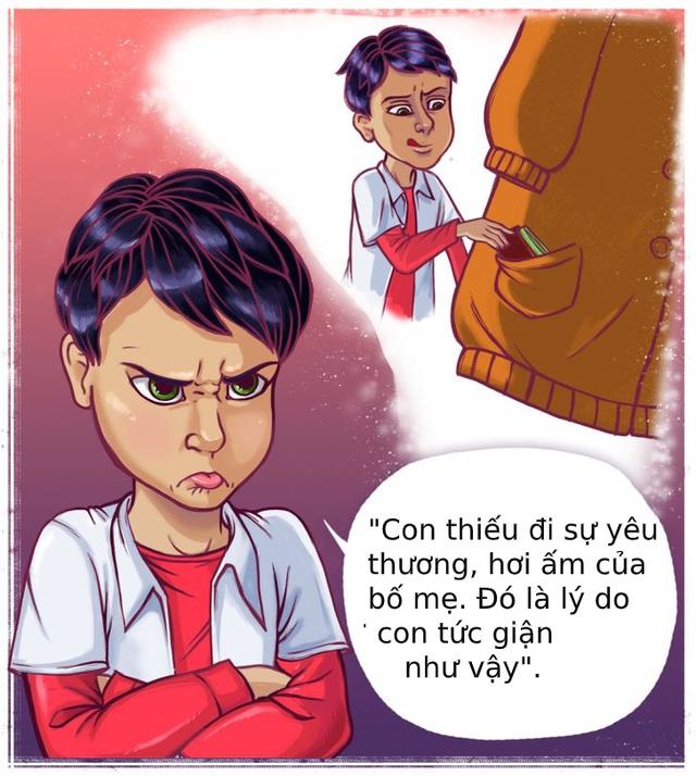 Bí mật đằng sau những hành động của trẻ - Ảnh 2.