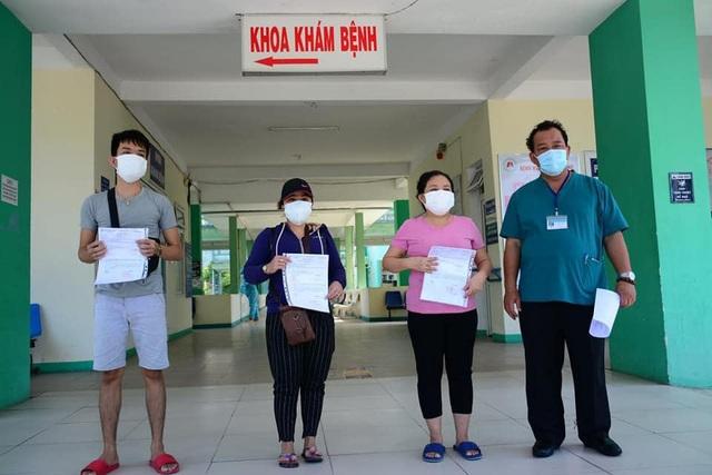 Tiếp tục có 23 bệnh nhân mắc COVID-19 được chữa khỏi tại Đà Nẵng - Ảnh 3.