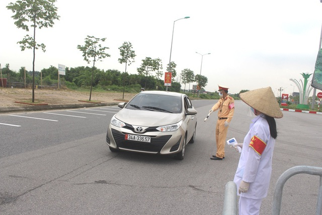 Từ 12h trưa nay, tỉnh Hải Dương thiết lập cách ly y tế một cụm dân cư tại huyện Gia Lộc - Ảnh 6.