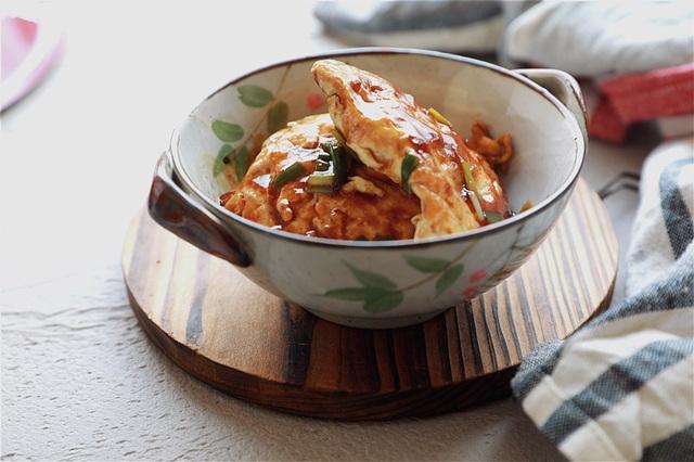 Chưa tới 15 phút ai cũng làm được món trứng sốt chua ngọt ăn cơm siêu ngon - Ảnh 4.