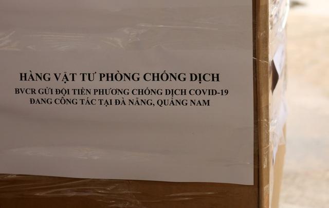 Bác sĩ Bệnh viện Chợ Rẫy ra Đà Nẵng hỗ trợ Bệnh viện phổi Đà Nẵng - Ảnh 4.