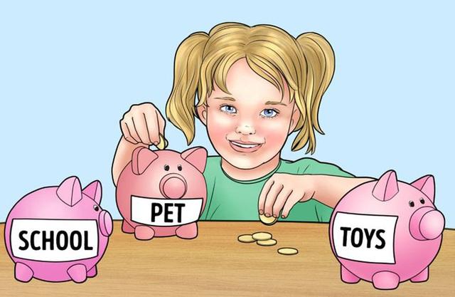 Dạy con sử dụng tiền thông minh theo từng độ tuổi - Ảnh 4.