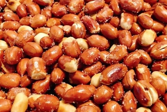 Tự làm 4 món ăn vặt từ đậu phộng - Ảnh 4.