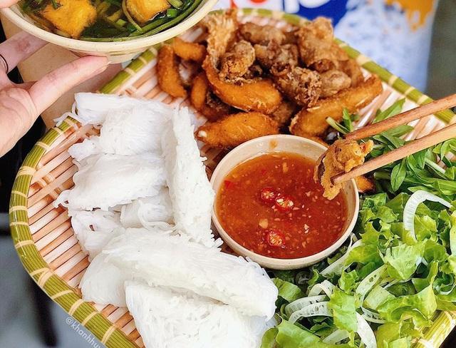 Các kiểu bún cá khác lạ ở Hà Nội - Ảnh 6.