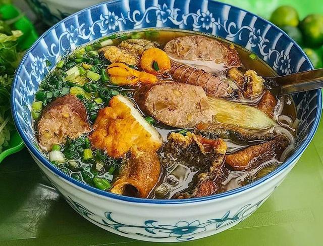 Các kiểu bún cá khác lạ ở Hà Nội - Ảnh 7.