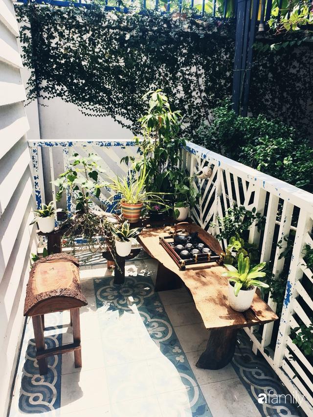 Khu vườn trước nhà xanh mát bóng cây và hoa của anh chàng Sài Gòn dành cả thanh xuân để chăm sóc thú cưng - Ảnh 4.