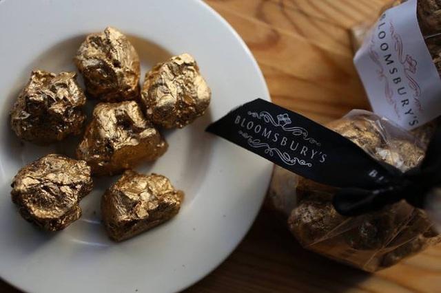 Những món ăn dát vàng chỉ dành cho giới siêu giàu - Ảnh 6.