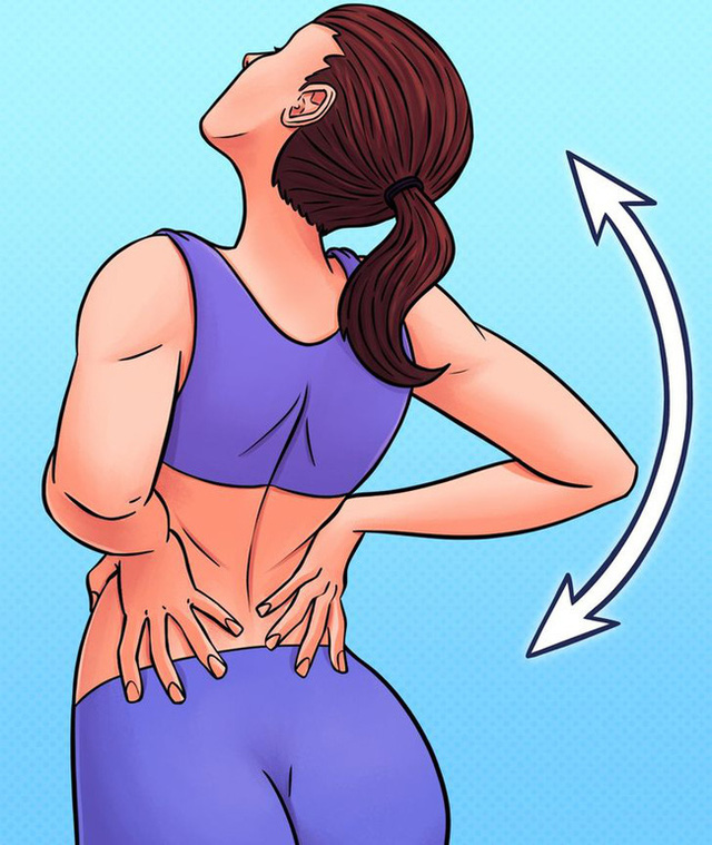 Có 5 vị trí trên cơ thể hay bị đau mỏi nhất, bao gồm cả cổ, vai: Làm ngay việc này để giảm căng thẳng ở những vùng cơ thể đó - Ảnh 7.