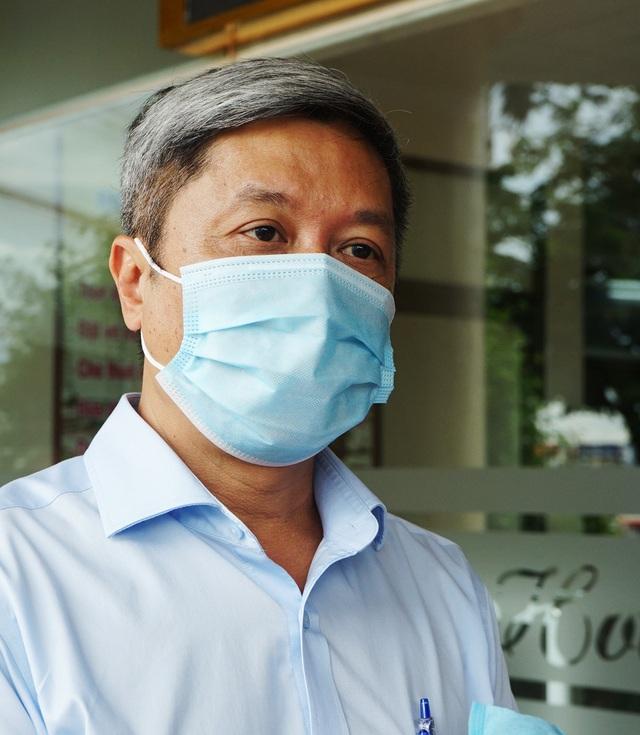 Thứ trưởng Bộ Y tế: Chủ động xin Thủ tướng cho ở lại đến hết dịch là mong muốn hết sức bình thường - Ảnh 4.
