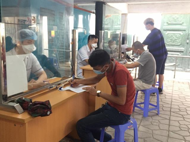 Ca mắc COVID- 19 ở Bắc Từ Liêm, Hà Nội từng khám ở BV Phổi Trung ương, bệnh viện nói gì? - Ảnh 3.