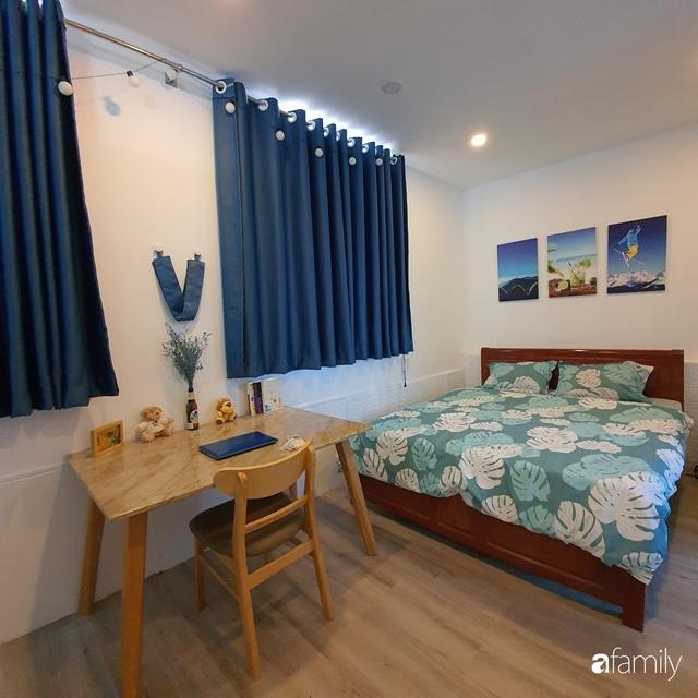 Từ sân thượng rộng 18m² cũ kĩ được cải tạo thành không gian nhỏ xinh với chi phí 16 triệu đồng ở Sài Gòn - Ảnh 1.
