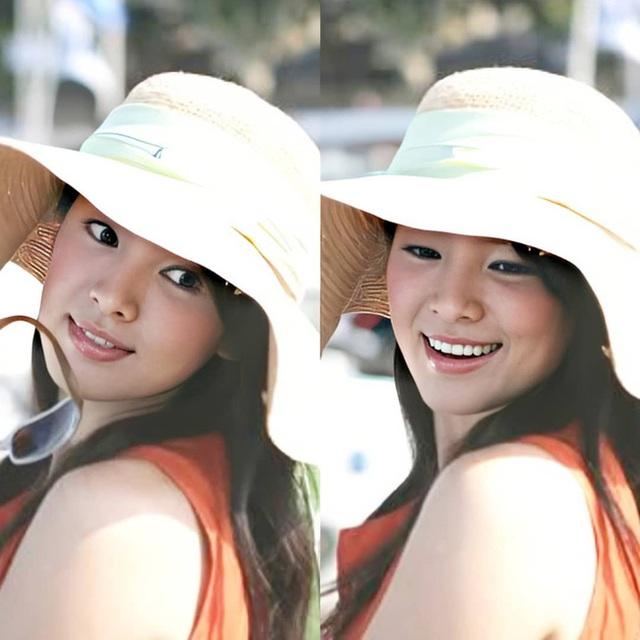 Nhan sắc của Song Hye Kyo xuất chúng đến nỗi cân đẹp mọi kiểu mũ dù sến hay lỗi thời tới đâu - Ảnh 6.