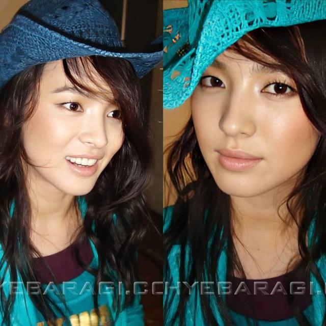 Nhan sắc của Song Hye Kyo xuất chúng đến nỗi cân đẹp mọi kiểu mũ dù sến hay lỗi thời tới đâu - Ảnh 7.