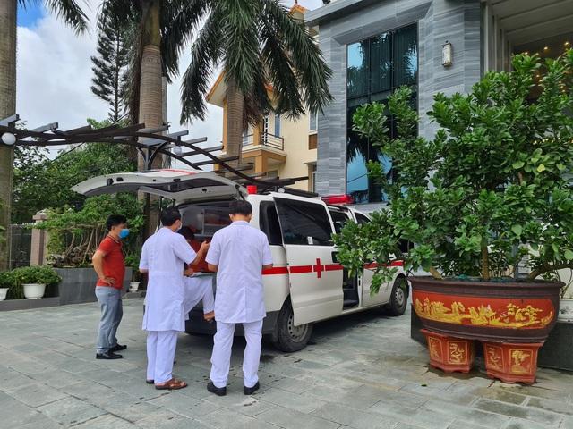 Hải Phòng phong tỏa 1 khách sạn liên quan ca nghi mắc COVID-19 tại Hải Dương - Ảnh 2.