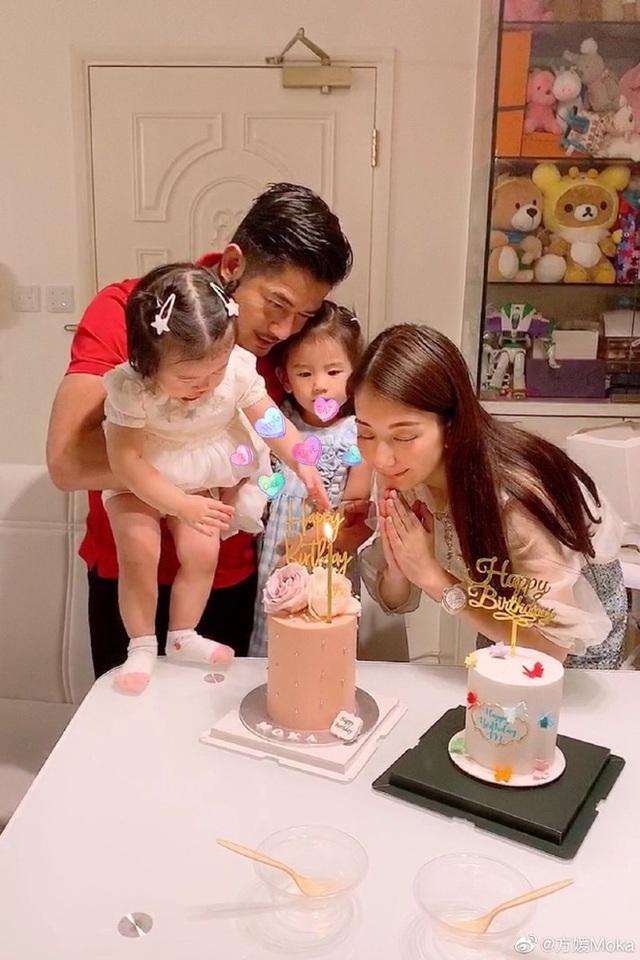 Quách Phú Thành tình cảm bên vợ sau vụ lò săn đại gia - Ảnh 1.