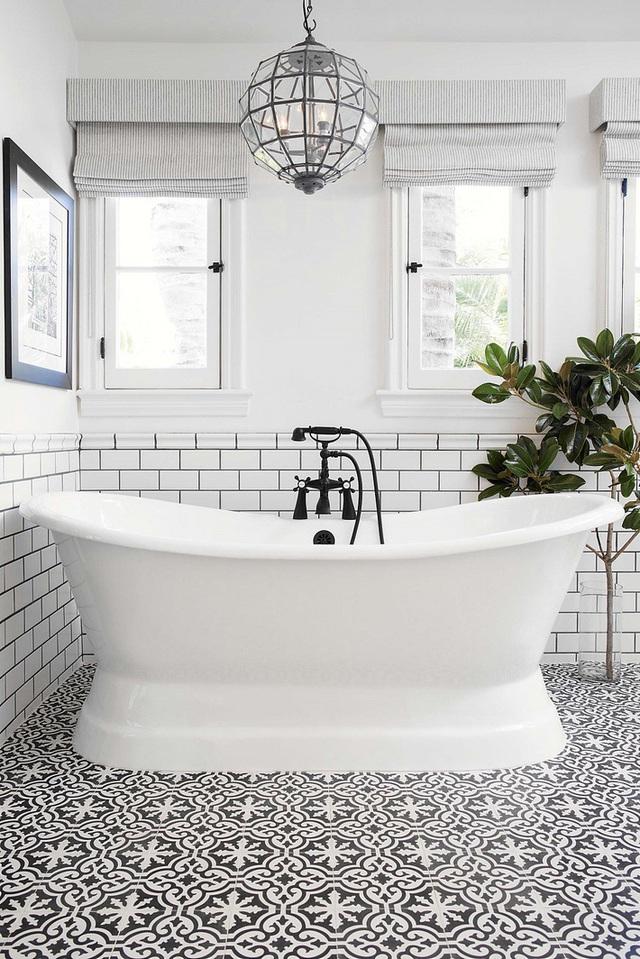 Ba thiết kế phòng tắm với 3 phong cách khác nhau nhưng đều đem lại sự mãn nhãn cho người nhìn - Ảnh 2.