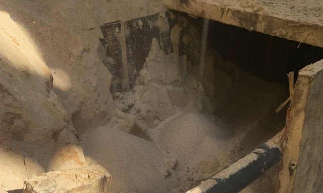 Phát hiện đường hầm tinh vi chưa từng thấy trong lịch sử Mỹ - Ảnh 1.