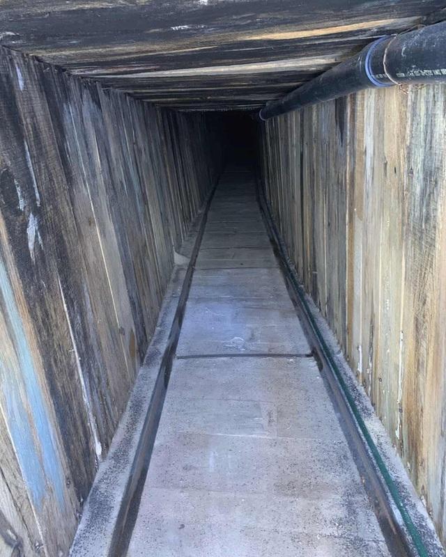 Phát hiện đường hầm tinh vi chưa từng thấy trong lịch sử Mỹ - Ảnh 2.