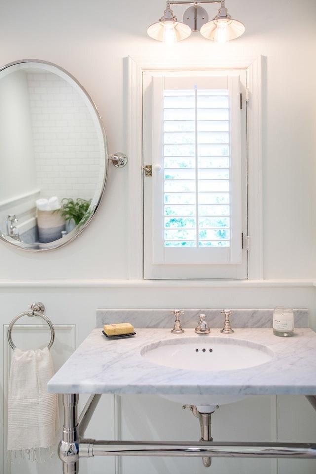 Ba thiết kế phòng tắm với 3 phong cách khác nhau nhưng đều đem lại sự mãn nhãn cho người nhìn - Ảnh 11.