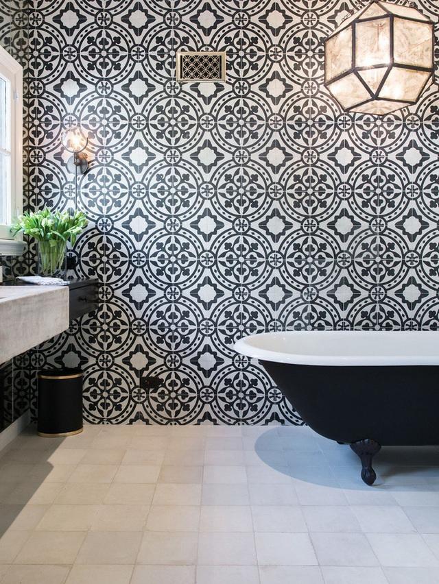 Ba thiết kế phòng tắm với 3 phong cách khác nhau nhưng đều đem lại sự mãn nhãn cho người nhìn - Ảnh 13.