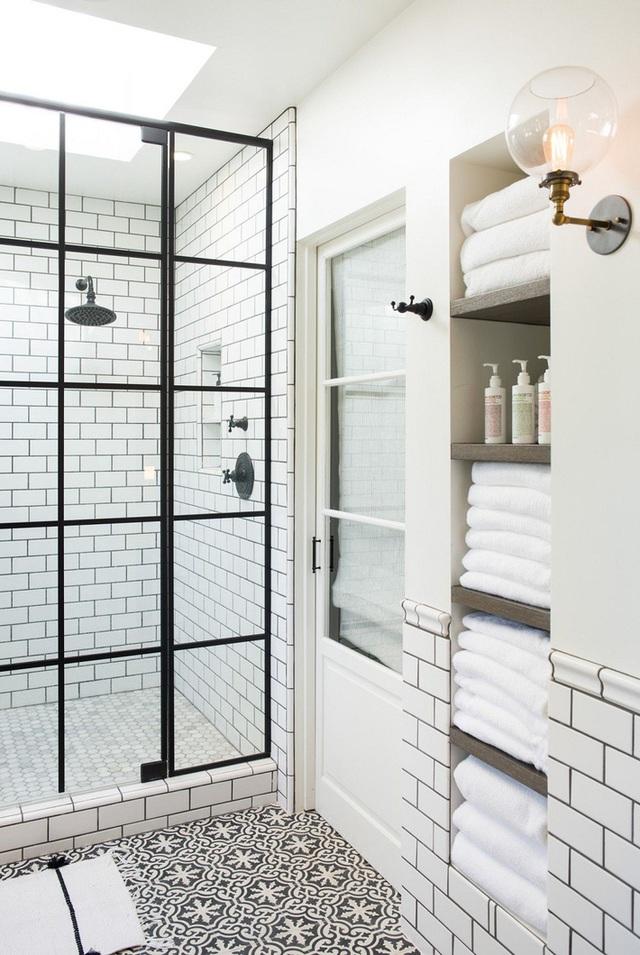 Ba thiết kế phòng tắm với 3 phong cách khác nhau nhưng đều đem lại sự mãn nhãn cho người nhìn - Ảnh 4.