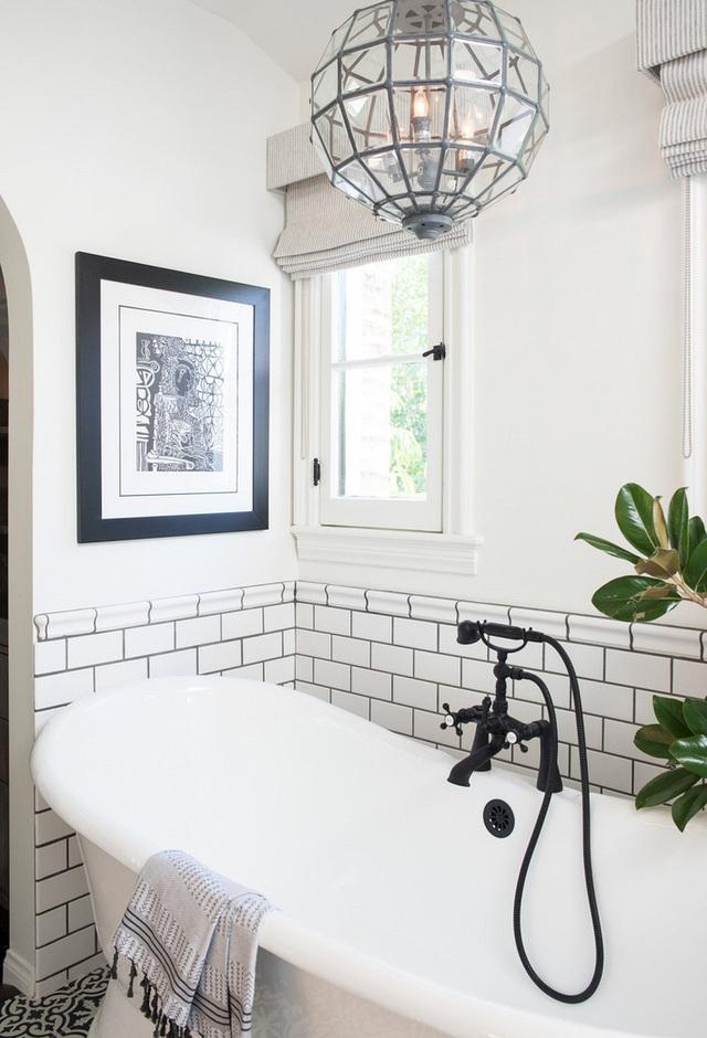 Ba thiết kế phòng tắm với 3 phong cách khác nhau nhưng đều đem lại sự mãn nhãn cho người nhìn - Ảnh 5.