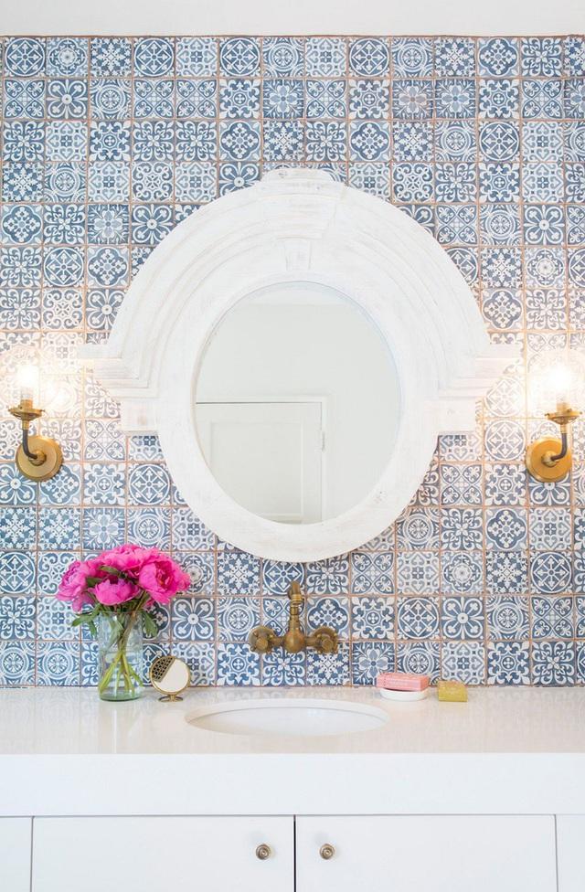 Ba thiết kế phòng tắm với 3 phong cách khác nhau nhưng đều đem lại sự mãn nhãn cho người nhìn - Ảnh 7.