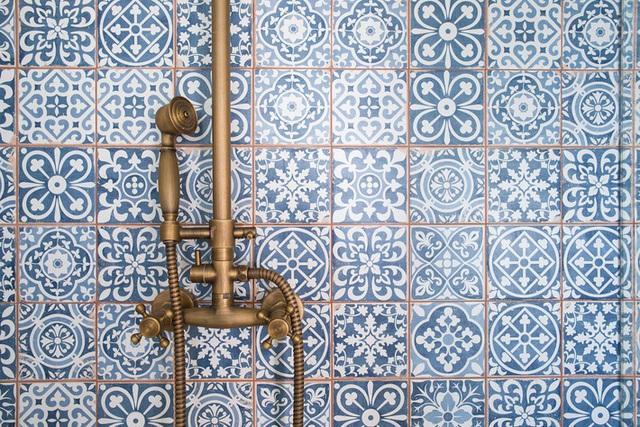 Ba thiết kế phòng tắm với 3 phong cách khác nhau nhưng đều đem lại sự mãn nhãn cho người nhìn - Ảnh 9.