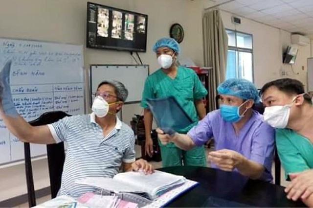 2 bệnh nhân âm tính với SARS-CoV-2 tại BV Trung ương Huế cơ sở 2 - Ảnh 3.