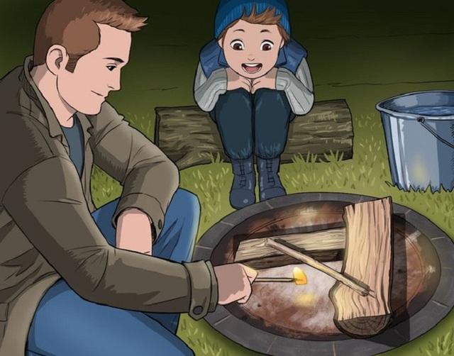10 kỹ năng sinh tồn cha mẹ nên dạy con - Ảnh 2.