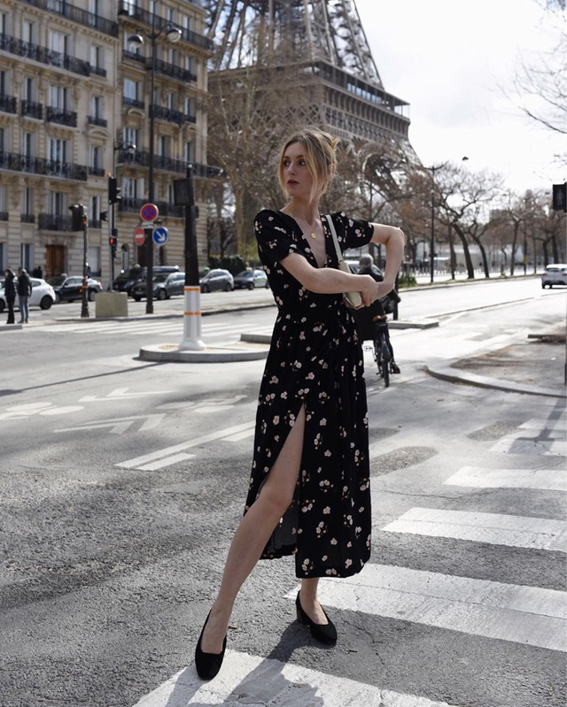 5 phong cách tinh tế, cực hút mắt các cô gái Pháp luôn diện khi Thu về - Ảnh 9.