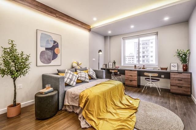 Chiêm ngưỡng căn chung cư đẹp mê hồn của vợ chồng trẻ ở Hà Nội - Ảnh 6.