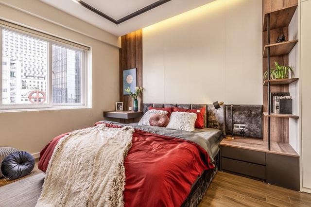 Chiêm ngưỡng căn chung cư đẹp mê hồn của vợ chồng trẻ ở Hà Nội - Ảnh 7.