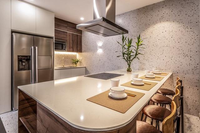 Chiêm ngưỡng căn chung cư đẹp mê hồn của vợ chồng trẻ ở Hà Nội - Ảnh 10.