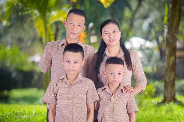 Ba năm chinh phục bố vợ của chàng trai không tay - Ảnh 3.